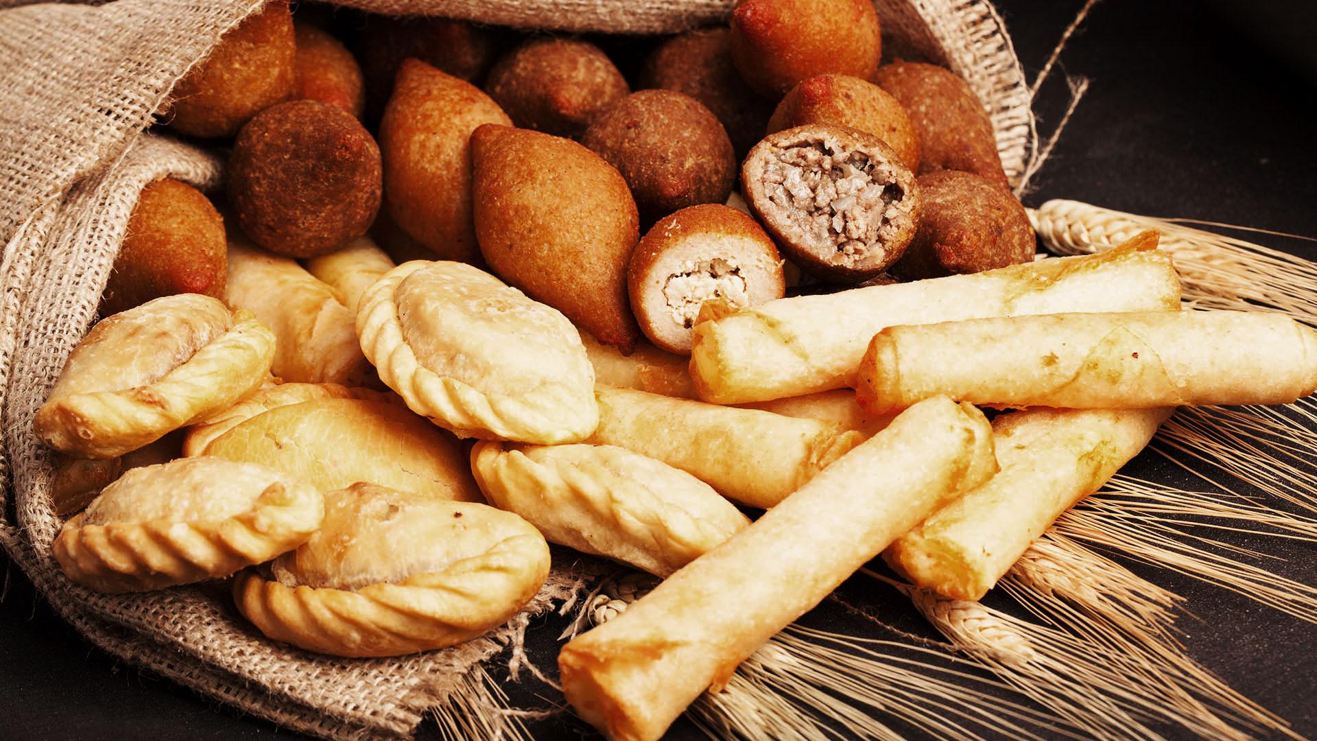libanesisches Brot